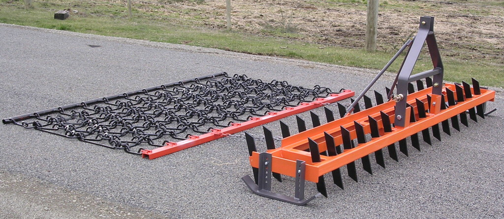 Lyndon Harrows Ripper Aerator New Zealand Lyndon
